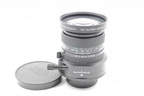 Schneider PC-Super-Angulon 2,8/28, Nikon, Canon-EOS